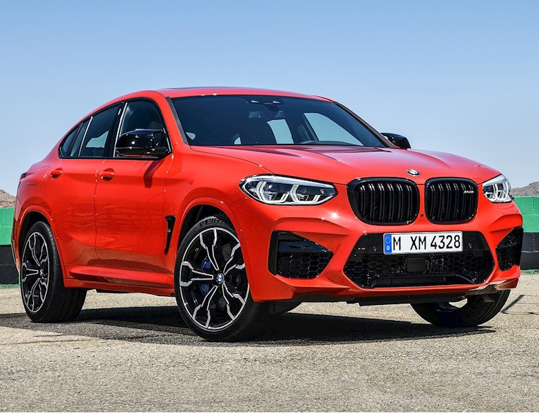 foto BMW Serie M X4 M Competition