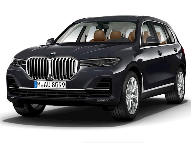 Foto BMW X7 xDrive 50i Pure Excellence  nuevo color A eleccion precio $449.900.000