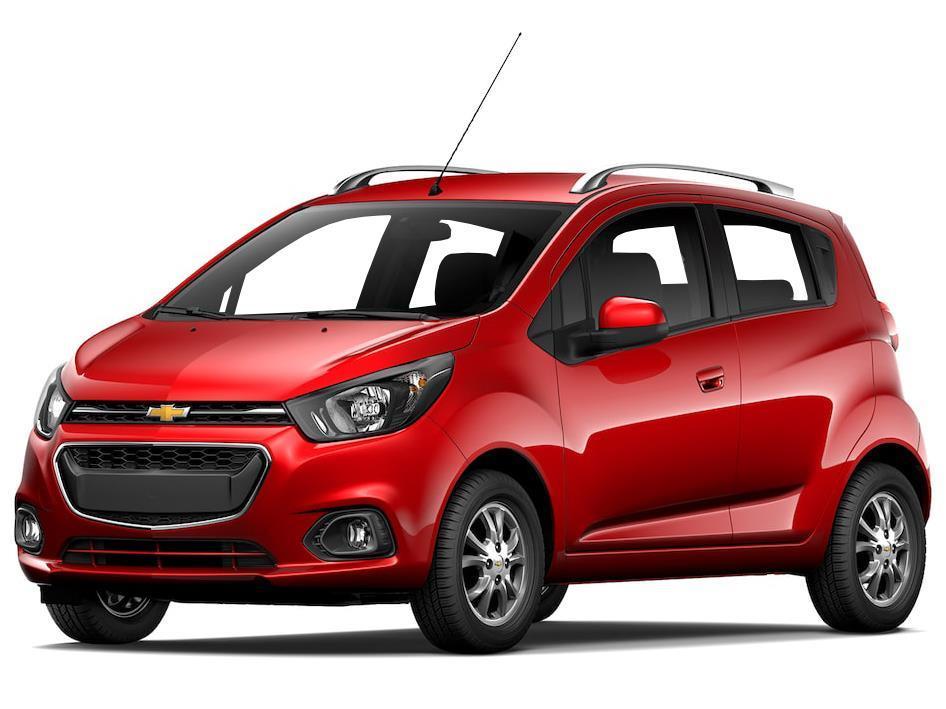 Foto Chevrolet Beat Hatchback LT nuevo color A eleccion precio $210,000