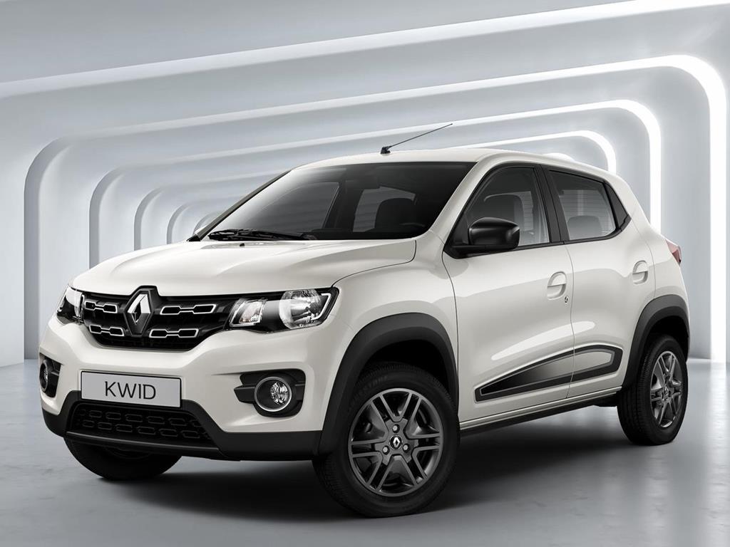 Foto Renault Kwid  1.0L Intens  nuevo precio $8.290.000