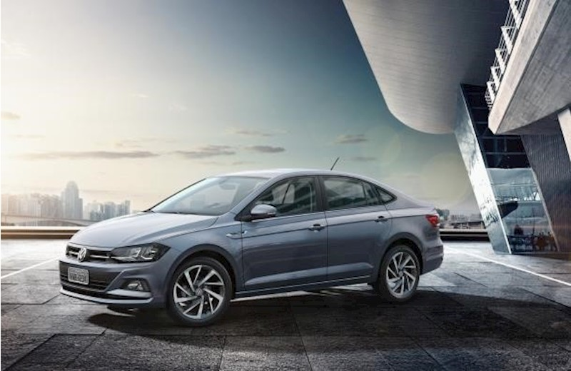 foto Volkswagen Virtus 1.6L Aut nuevo