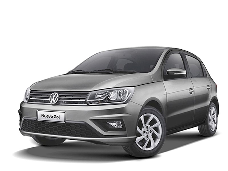 foto Volkswagen Gol 1.6L Comfortline
