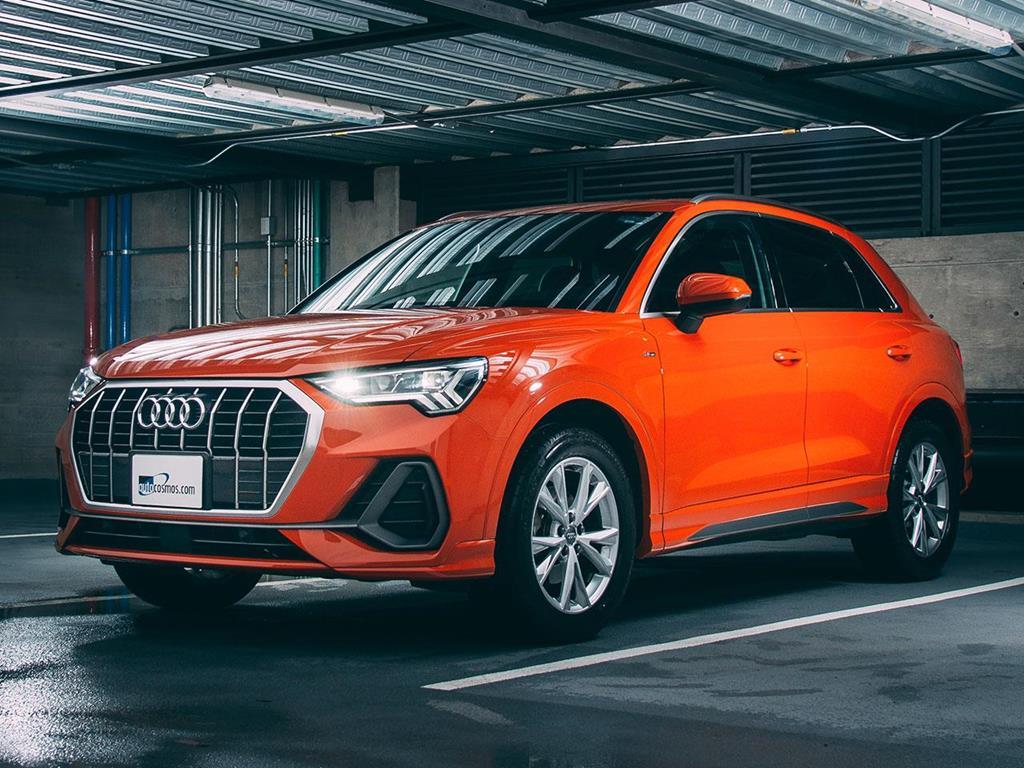 foto Audi Q3 35 TFSI S Line nuevo color A elección precio $694,900