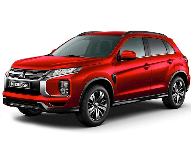 Foto Mitsubishi ASX 1.6L GL 4x2  nuevo precio $14.990.000