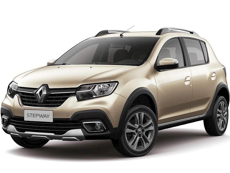 Foto Renault Stepway 1.6 Intens CVT nuevo color A eleccion precio $2.179.000