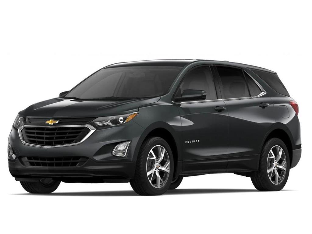 Foto Chevrolet Equinox FWD nuevo color A eleccion precio $3.566.245