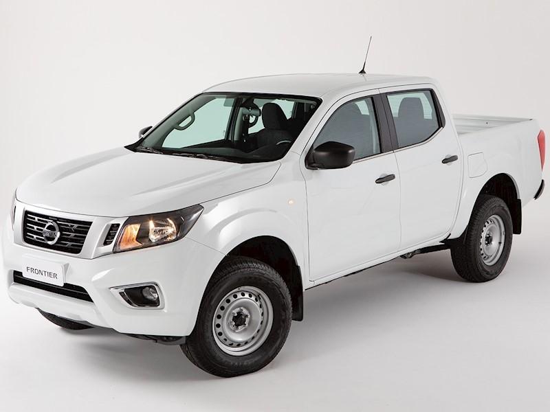 foto Oferta Nissan Frontier S 4x4 2.3 TDi nuevo precio $1.299.900