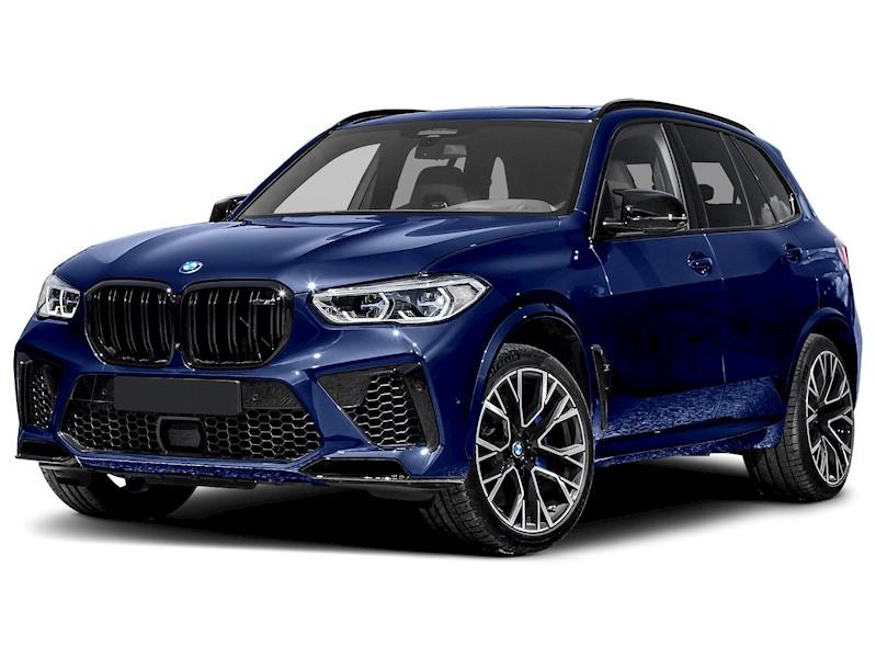 Foto BMW X5 M Competition nuevo color A eleccion precio $549.900.000
