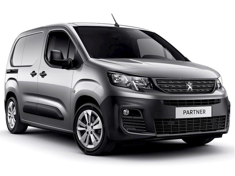Foto Peugeot Partner 1.6 HDi Cargo nuevo color A eleccion precio $74.990.000