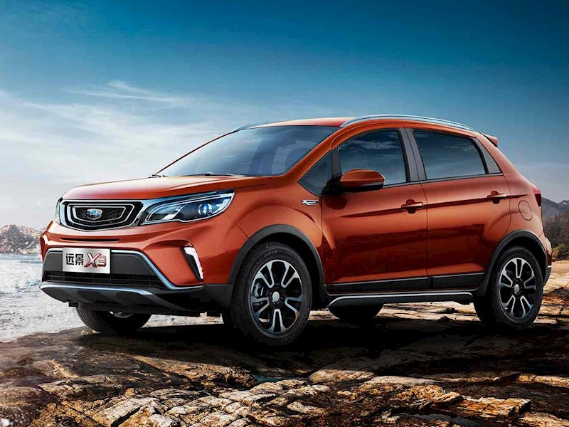 foto Geely GX3 1.5L Exclusive