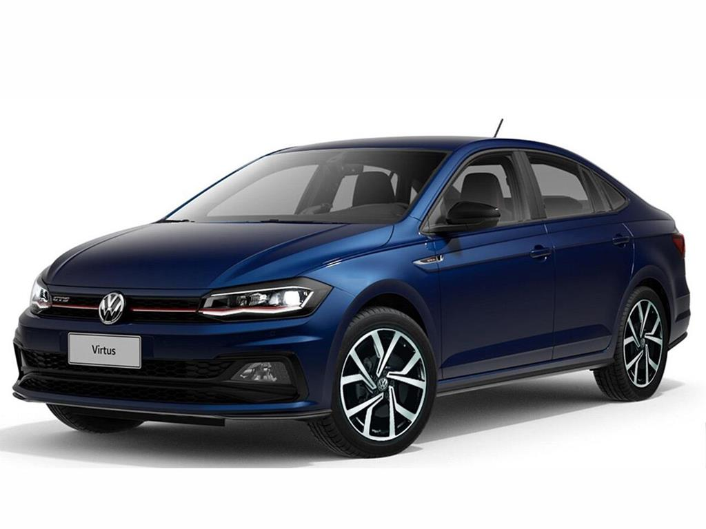 Foto Volkswagen Virtus GTS nuevo color Gris precio $3.395.000