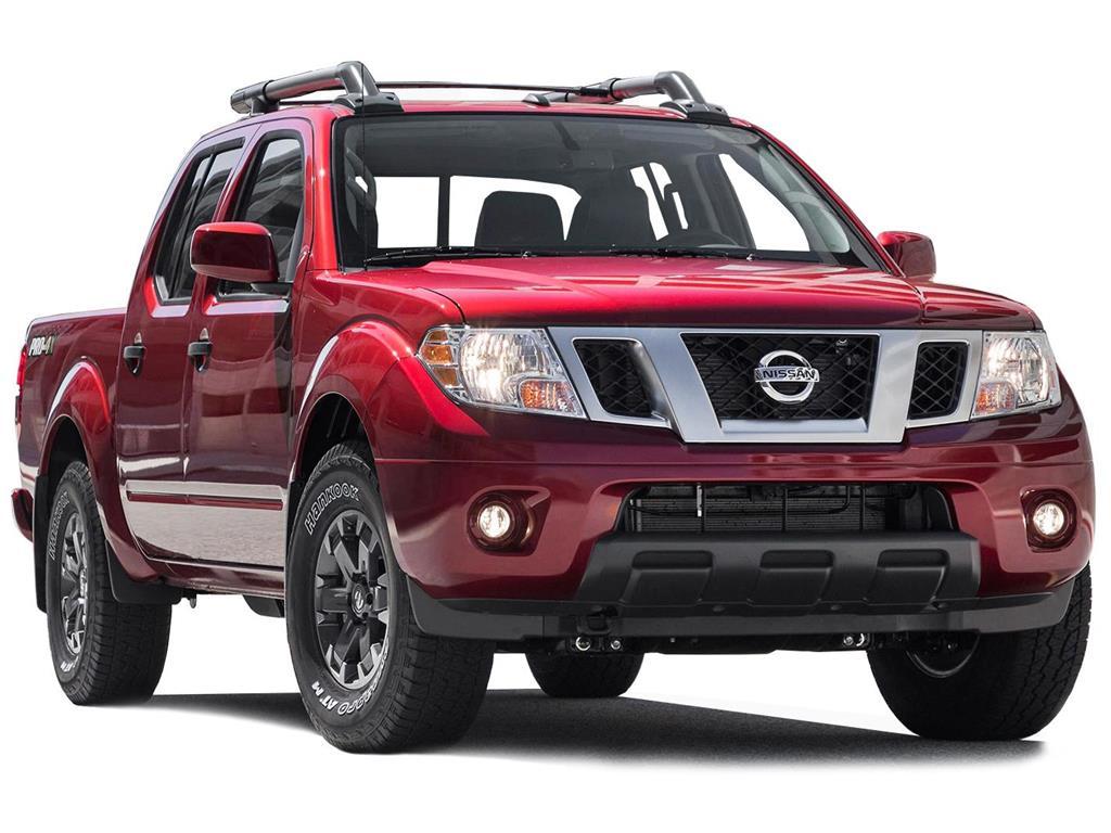 Foto Nissan Frontier Pro-4X V6 4x4 nuevo color A eleccion precio $654,900