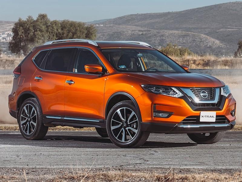 foto Nissan X-Trail Sense 2 Row nuevo color A elección precio $462,900