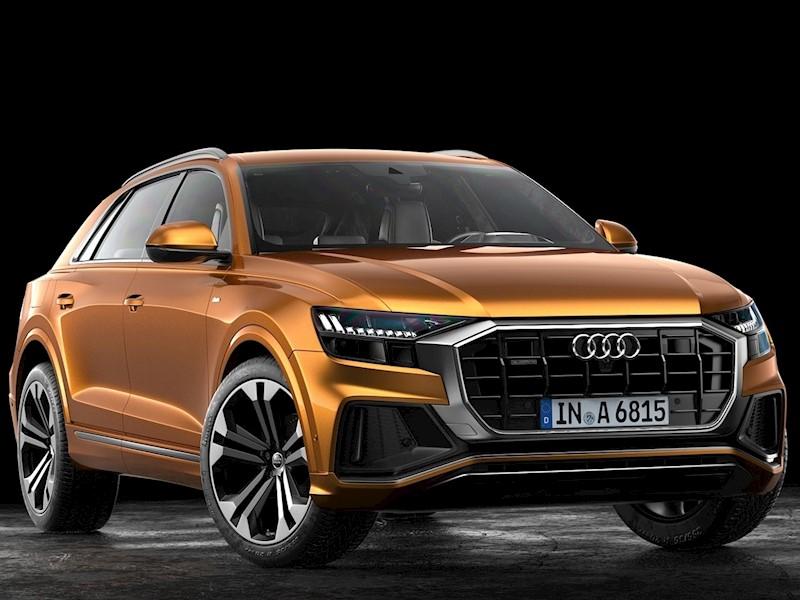 foto Audi Q8 45 TDI quattro nuevo color A elección precio u$s176.000