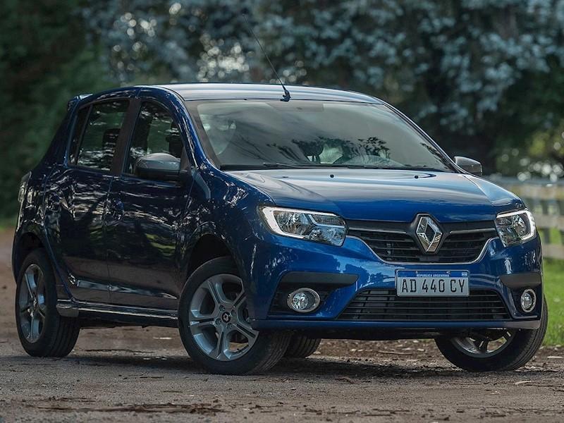 Foto Renault Sandero 1.6 GT Line CVT nuevo color A eleccion precio $1.896.200