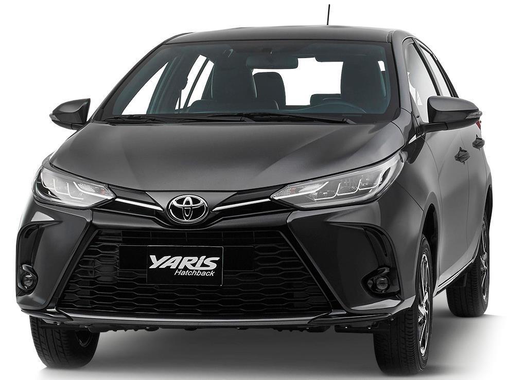 Foto Toyota Yaris S Aut  nuevo color A eleccion precio $319,900