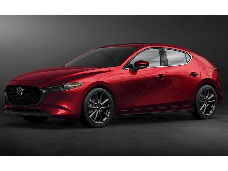 foto Mazda 3 Hatchback