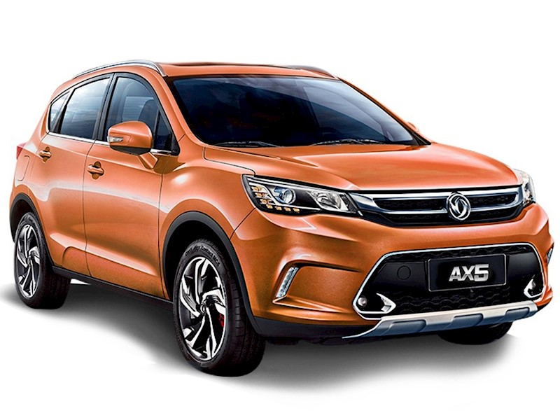 foto Dongfeng AX5