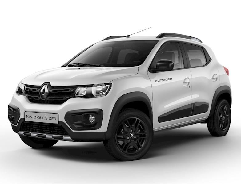 foto Renault Kwid Intens nuevo