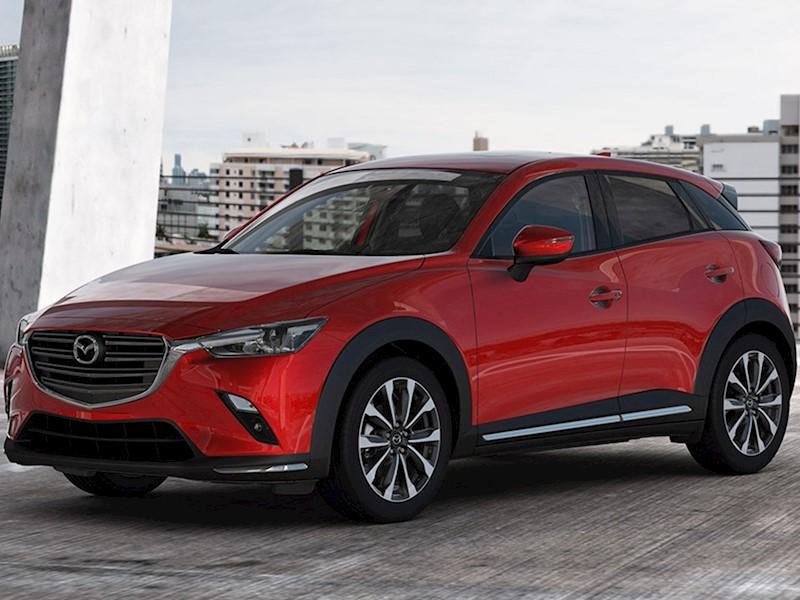 foto Mazda CX-3 i Sport 2WD nuevo color A elección precio $374,900
