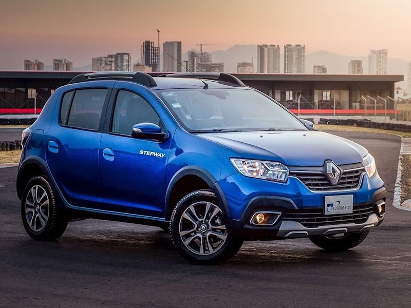 Foto Renault Stepway Intens  nuevo color A eleccion precio $301,200