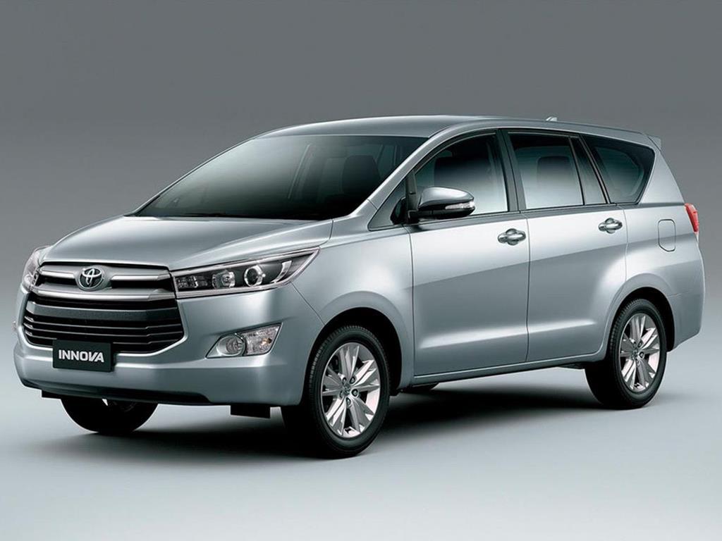 foto Toyota Innova SRV 2.7 Aut 8 Pas nuevo color A elección precio $4.443.600