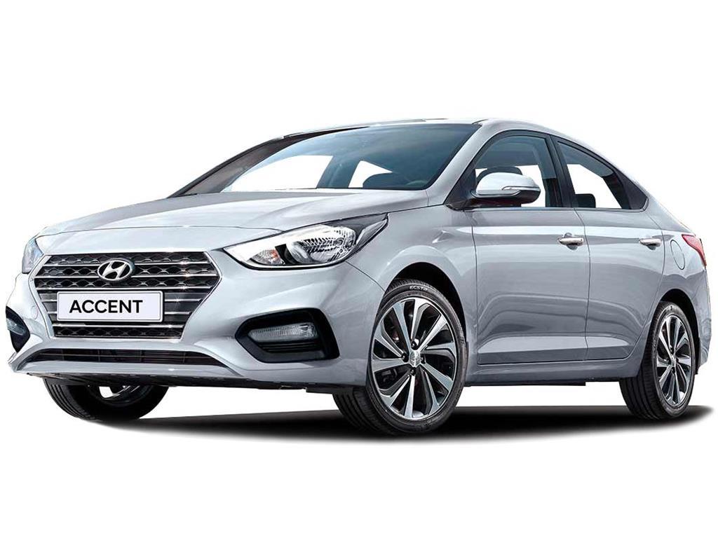 Foto Hyundai Accent Sedan GL Aut nuevo color A eleccion precio $284,100