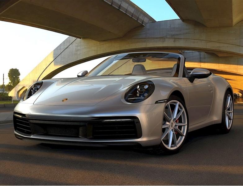 foto Porsche 911 Carrera S Cabriolet PDK