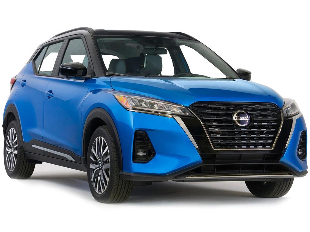 foto Nissan Kicks Advance Aut nuevo color A elección precio $389,900