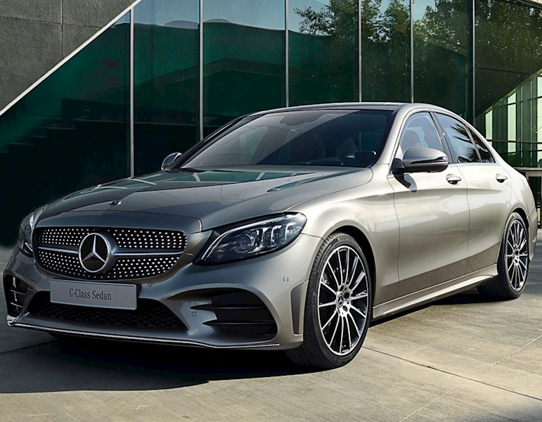 Foto Mercedes Clase C C300 AMG-Line Aut nuevo color A eleccion precio u$s66.500