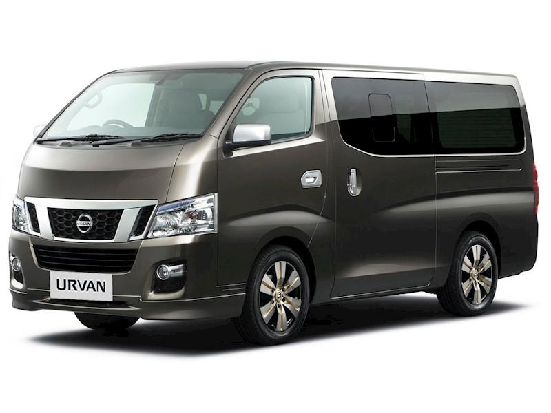 Foto Nissan Urvan 2.5L DX T-Bajo 15Pas  nuevo color A eleccion precio u$s30,150