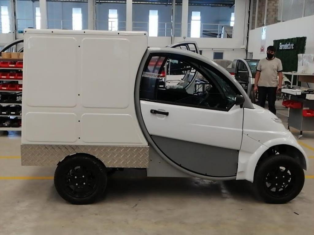 Sero Electric Cargo Bajo