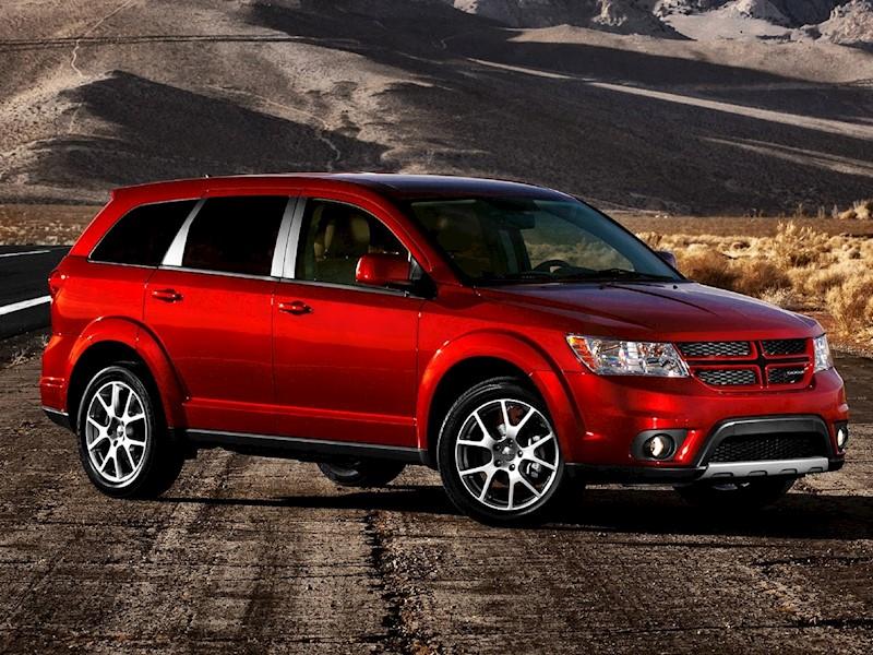 Foto Dodge Journey 2.4L SE 4x2 nuevo color A eleccion precio u$s37.990