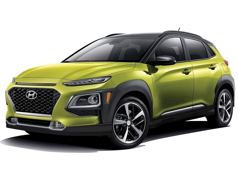 foto Hyundai Kona Safety+