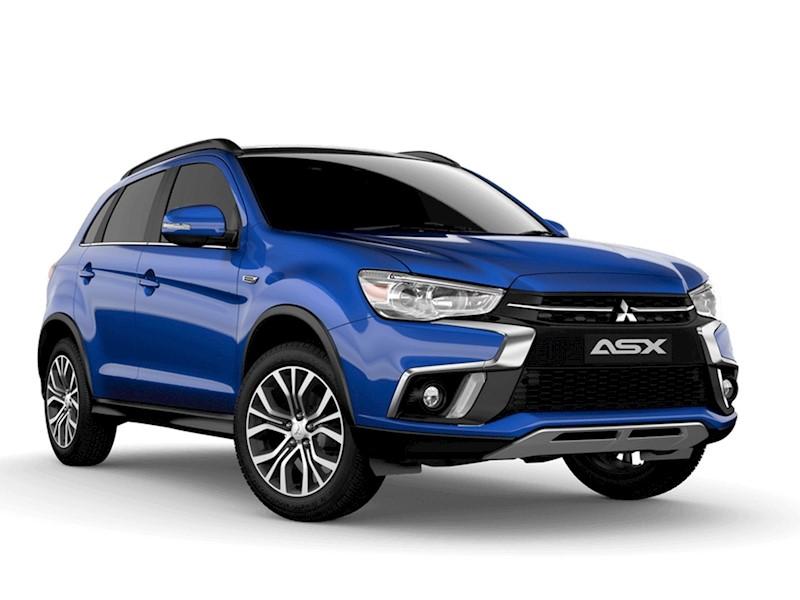 Foto Mitsubishi ASX 2.0L GLX MT nuevo color A eleccion precio u$s21,490