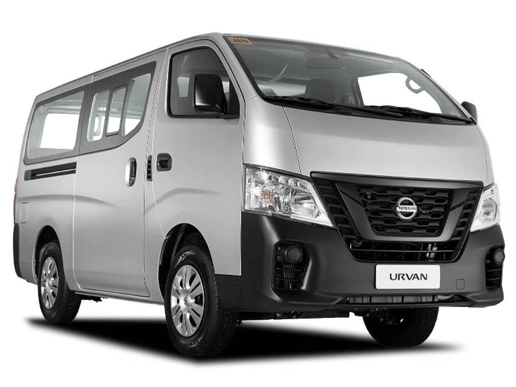 Foto Nissan Urvan 12 Pasajeros nuevo color A eleccion precio $573,899