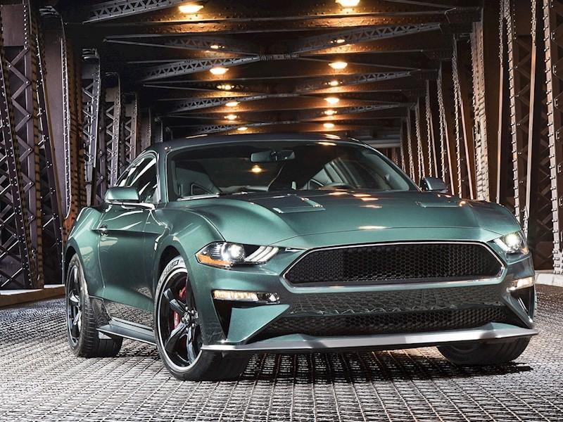 foto Ford Mustang Bullit nuevo
