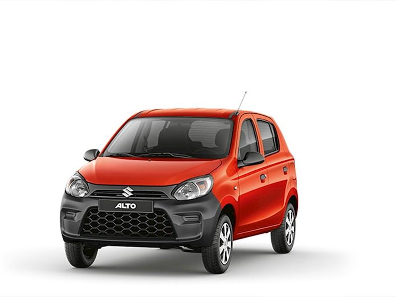 Foto Suzuki Alto ABS PS nuevo color A eleccion precio u$s8,490