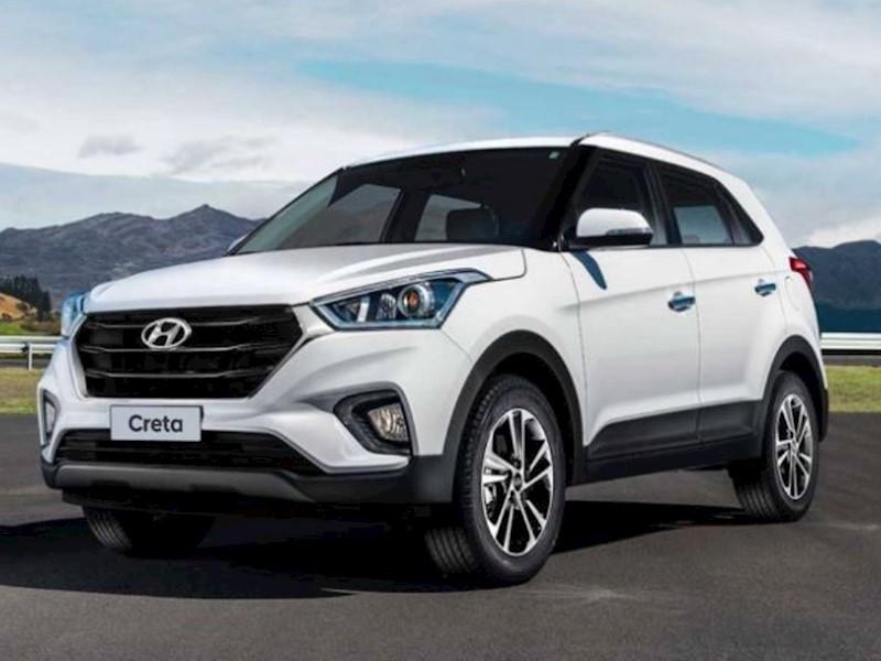 foto Hyundai Creta GLS nuevo color A elección precio $338,900
