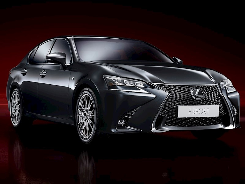 foto Lexus GS 450h Luxury