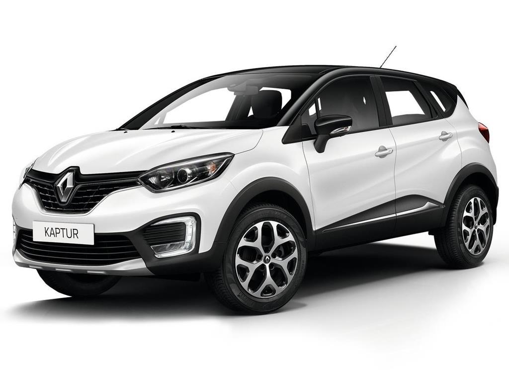 Foto Renault Captur Iconic  nuevo color A eleccion precio $372,400