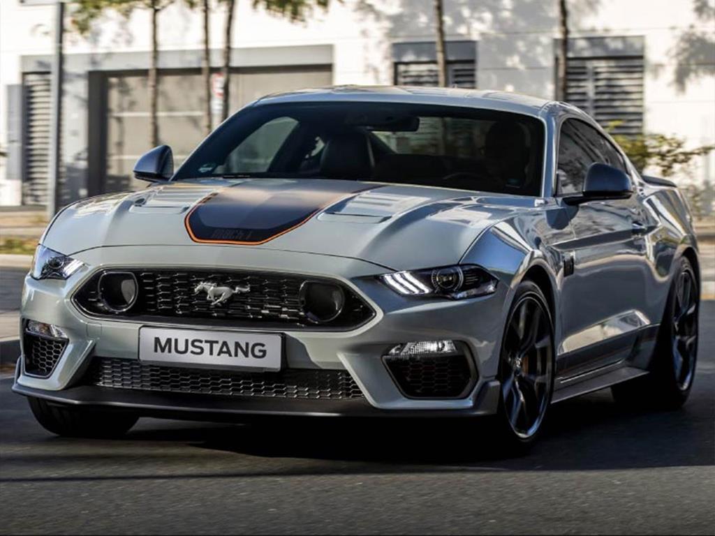 Foto Ford Mustang Mach-1 nuevo color A eleccion precio u$s64,990