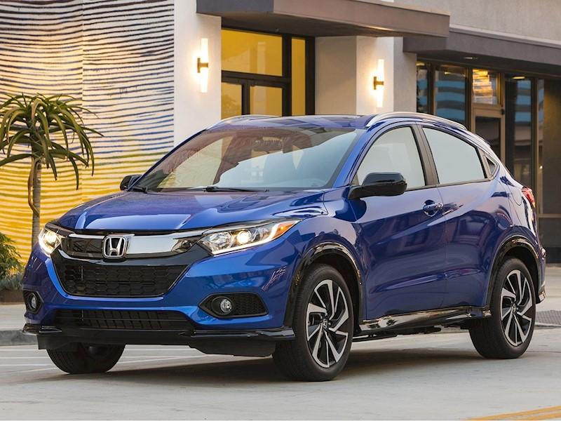 foto Honda HR-V Uniq nuevo