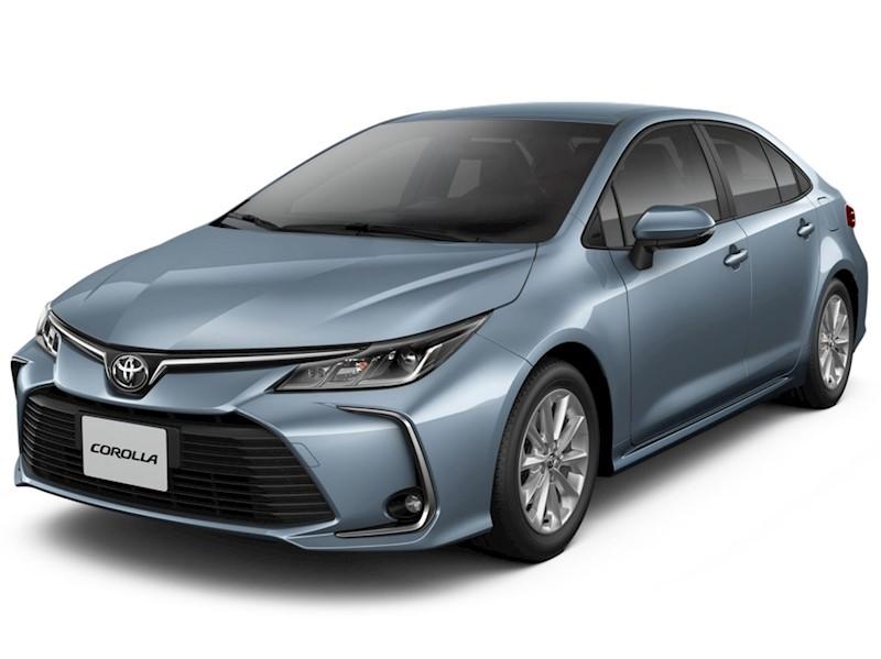 Foto Toyota Corolla 2.0L SEG  nuevo color A eleccion precio $95.200.000