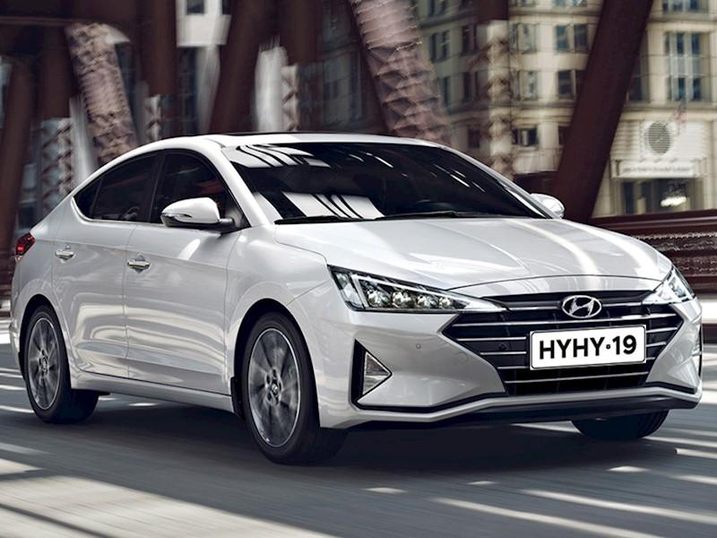 foto Hyundai Elantra 1.6L Premium Aut  nuevo