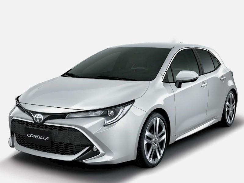 Foto Toyota Corolla Hatchback 1.2L  nuevo color A eleccion precio u$s23,390