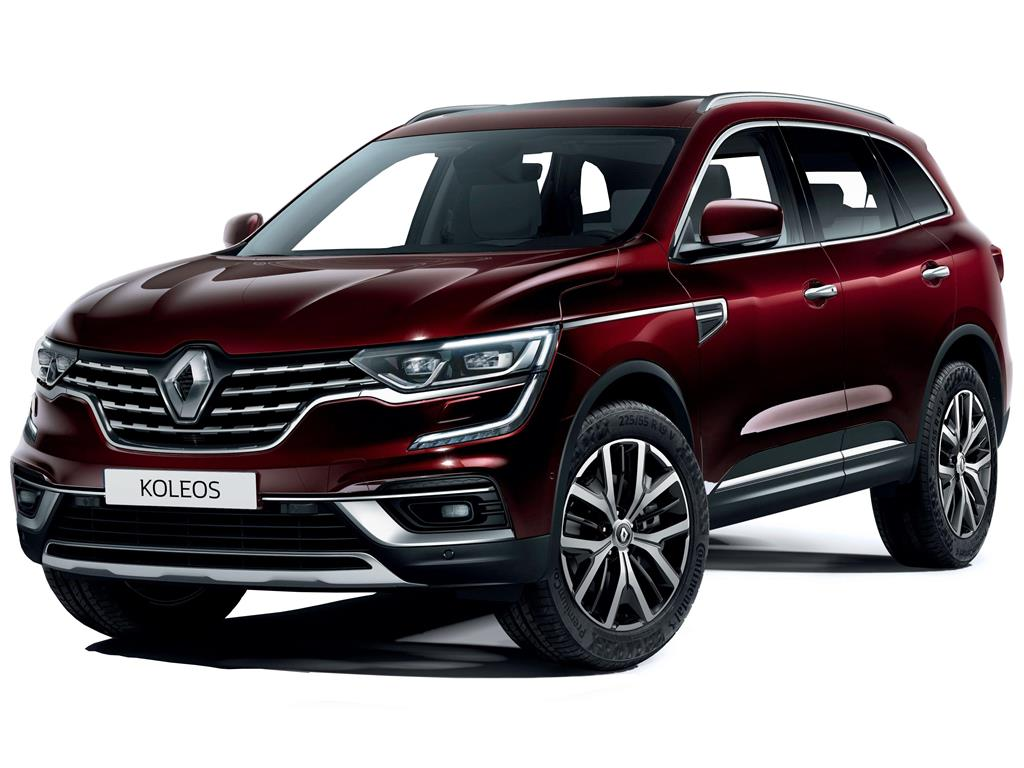 Foto Renault Koleos Intens  nuevo color A eleccion precio $498,500