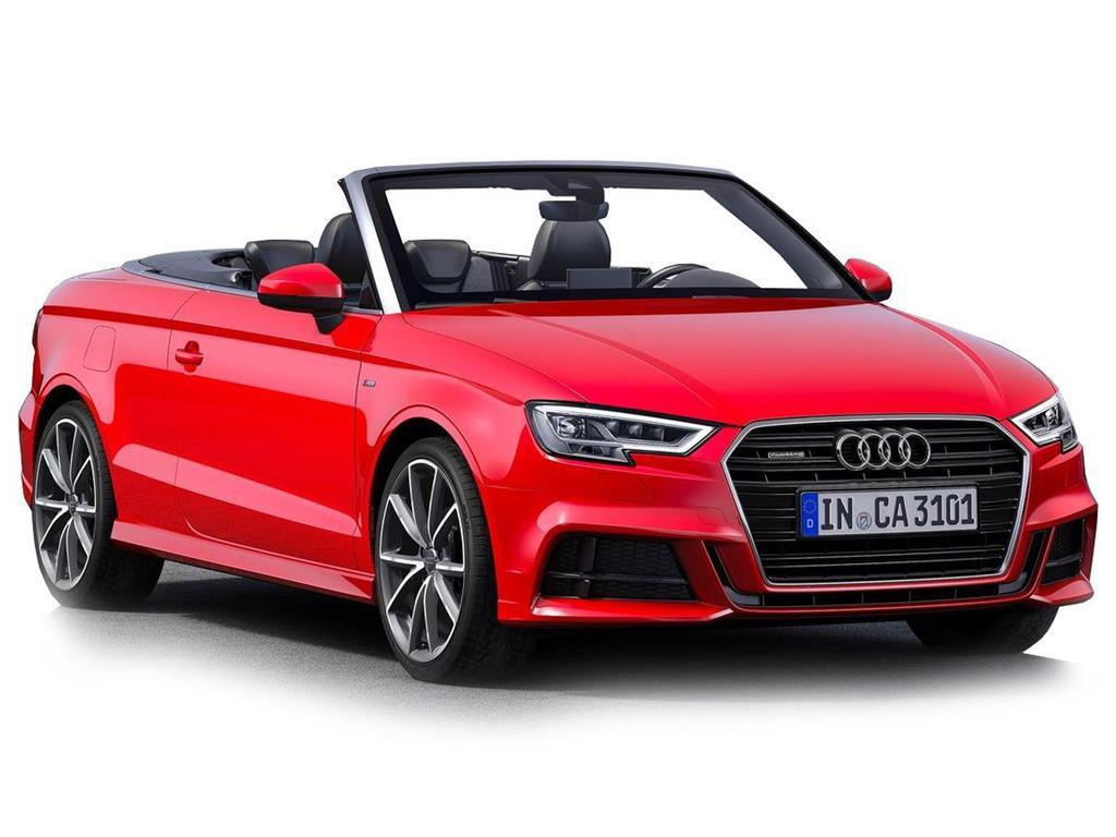 Foto Audi A3 Cabriolet 40 TSFI S Line nuevo color A eleccion precio $729,900