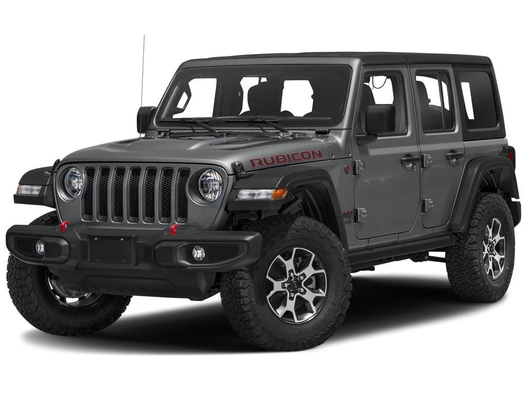 Foto Jeep Wrangler Unlimited 3.6L Rubicon nuevo color A eleccion precio $1,114,900