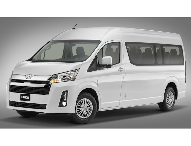 foto Toyota Hiace 3.5L 12 Pas nuevo